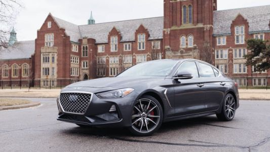 There are Fewer Than 50 Manual Genesis G70s in America Right Now, Go Buy One