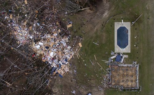 A tornado outbreak that killed 23 people confirms scientists' fears: Tornadoes in the southeastern US are getting worse