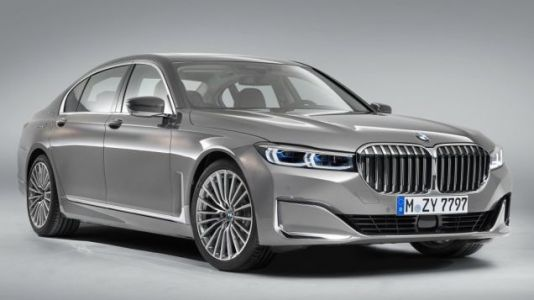 The 2020 BMW 7 Series Front End Is Entirely Nostril Now