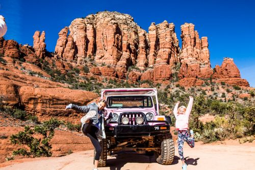 Don't Miss The Spectacular and Thrilling Sedona Pink Jeep Tours