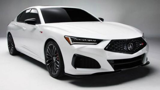 The 2021 Acura TLX Type S Is A Stunning Return To Acura's Sporty Past