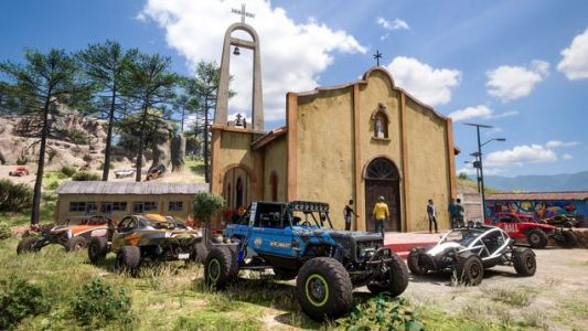 Forza Horizon 5 Is About The Journey, Destination Be Damned