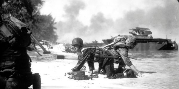 The battle of Saipan ended 76 years ago - here's how one Marine there convinced 1,500 Japanese to surrender