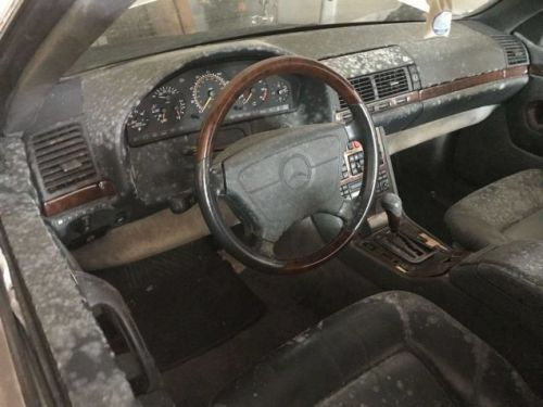 Here's a Cheap V12 Mercedes S600 Coupe, It Just Comes With a Ton of Interior Mold