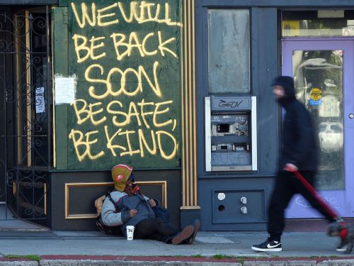 San Francisco will shelter more of the city's homeless in hotels after backlash over turning its mega-conference venue Moscone Center into a mass 'camp-like' shelter