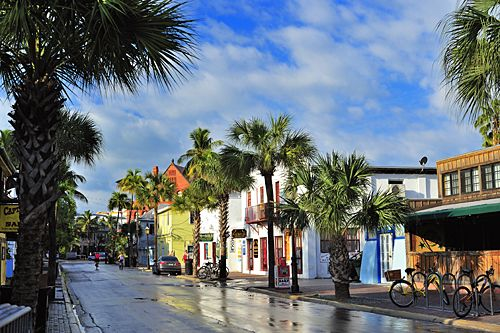 Key West and the Florida Keys for a romantic vacation
