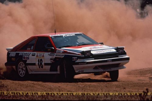 Sports cars can be rally cars, and rally cars can be sports car