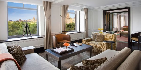 6 Spectacular Suites in the World's Most Cinematic Cities