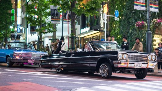 Welcome to the Wild World of Tokyo's Underground Lowrider Culture
