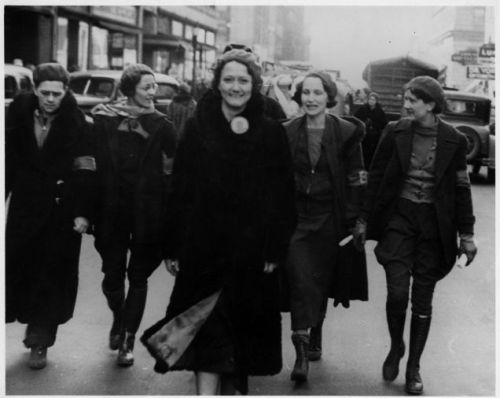 'Women That Would Gladly Give Their Life': How The Paramilitary Women's Emergency Brigade Battled GM At The UAW's First Big Strike