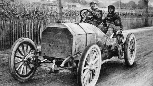 The First Mercedes Hit The Road 120 Years Ago Today
