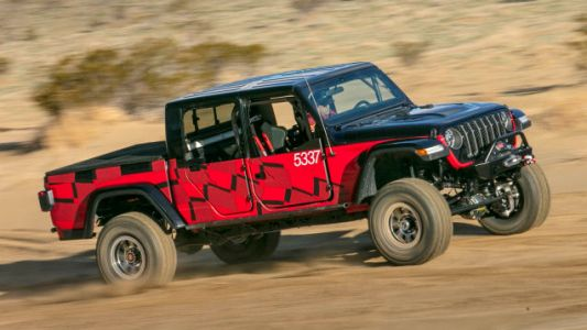 The 2020 Jeep Gladiator Truck Survived its First Off-Road Race
