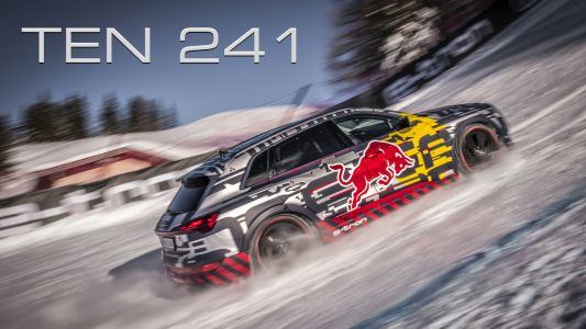 Rivian Range Extender, Lease a Model 3, eTron Goes Skiing- TEN Episode 241