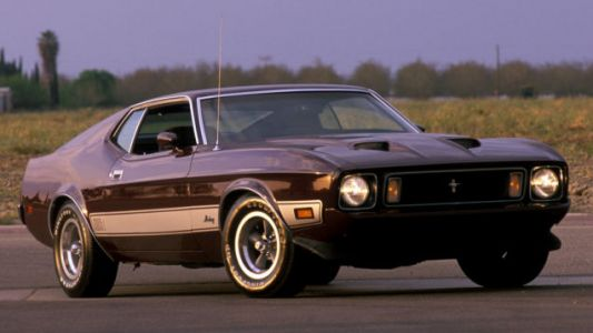 Ford Is Bringing The Mustang Mach 1 Back