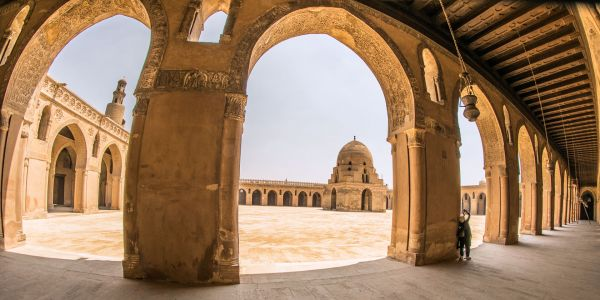 Visiting the City of a Thousand Minarets? Take a Tour of Cairo's Historic Mosques