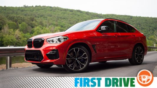 The 503-HP 2020 BMW X4 M Competition Is a Real M Car Whether You Like It or Not