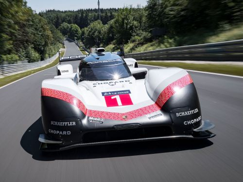 Tesla is gearing up to officially challenge Porsche at the legendary Nürburgring race track. These are the cars the Model S would have to beat to set the all-time record
