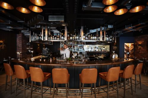 Heritage Review: Elevated Fondue Arrives in London