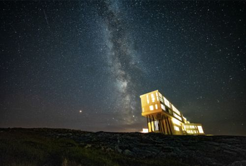 Fogo Island Inn to Host Stargazing Weekend