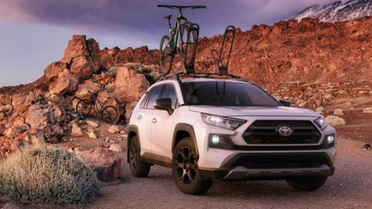 The 2020 Toyota RAV4 TRD Off-Road Adds Even More Toughness to a Small Crossover