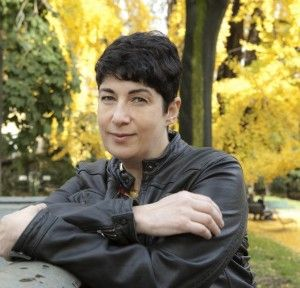 Queen Mary 2 Interview with Author Joanne Harris