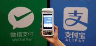 Chinese tourists & their Alipay Australia transaction volume increased almost double!