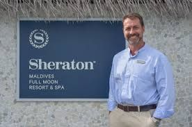 Fortini joins as general manager of Sheraton Maldives Full Moon Resort