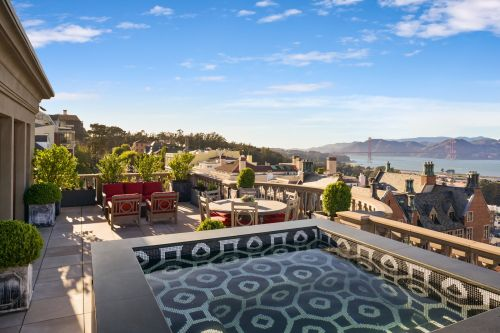 This eccentric $39 million San Francisco mansion could become the most expensive home ever sold in the city