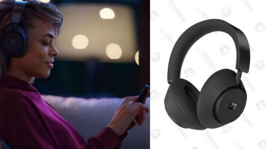 Amazon's Taking $200 off Dolby's Noise Canceling Dimension Headphones, Today Only