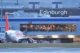 Edinburgh airport welcomes record 14 million people