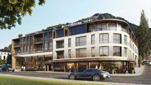 Augusta Capital plans for five-star hotel in Queenstown