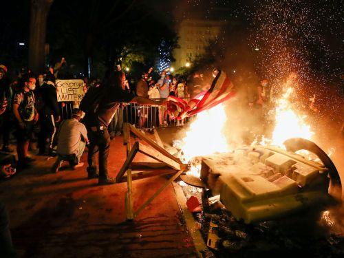 I study Latin American policing and protests. Under the Trump administration, Black Lives Matter protests are more than anti-racist - they're anti-authoritarian
