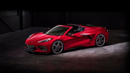 C8 Corvette Designer Director: 'Design It For A 10-Year-Old Kid'
