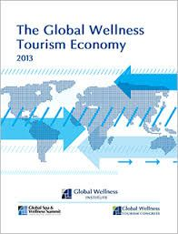 Global wellness tourism industry grew 12.8% in the last two years