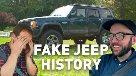 The History of Jeep as Told by a Total Idiot