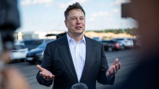 Elon Musk Is Open To Merging Tesla With A Rival