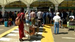 Thousands stranded at Kenyan airports after strike
