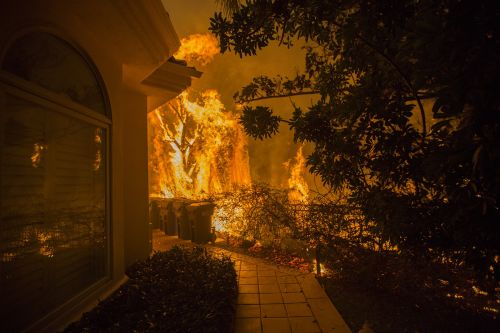 At least 9 people dead, thousands of homes destroyed in 3 dangerous wildfires burning across California
