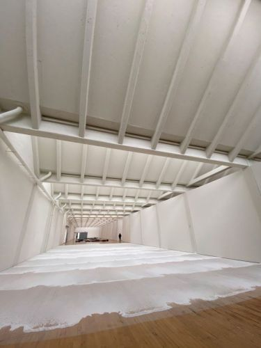 Photos from inside Dia:Beacon-One of New York's Best Contemporary Art Museums