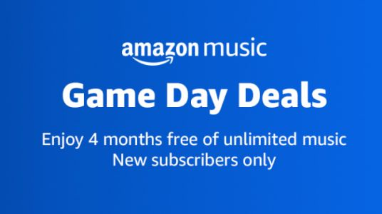 Echo Owners, Get Your First Four Months of Amazon Music Unlimited For Free