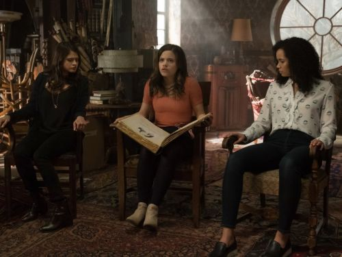 Here's the new cast of the 'Charmed' remake and who they're playing