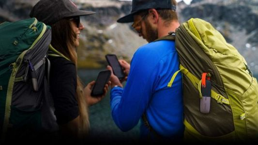Contact Your Camping Mates From Miles Away With GoTenna Mesh, No Cell Towers Required