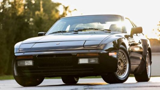 At $9,999, Could This Sorta Rough 1986 Porsche 944 Turbo Turn Out to be a Smooth Deal?