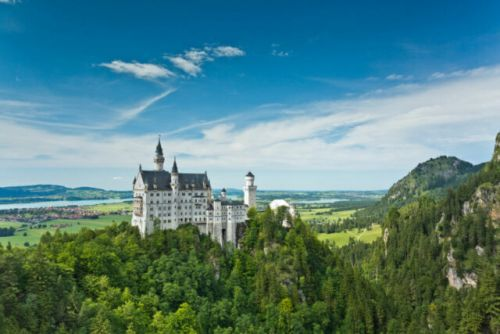 Daily Dose of Europe: Neuschwanstein