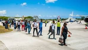 In 2018, Grenada was recorded with 500,000 visitors!