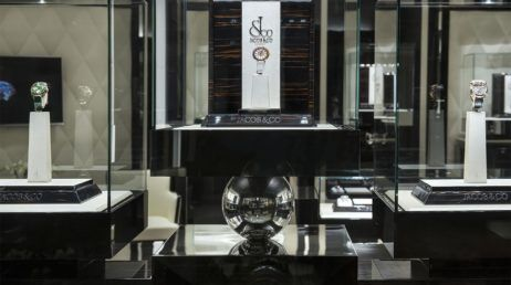 Jacob & Co Boutique Opens in Geneva
