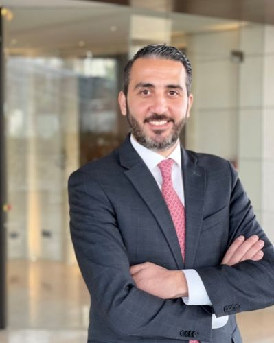 Four Seasons Hotel Amman Appoints Fadi Samaan as Director of Sales
