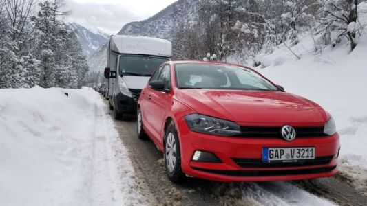Driving One of Europe's Forbidden Economy Cars in the Alps Was Straight Up Miserable