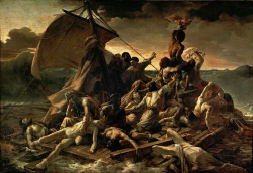 Daily Dose of Europe: Géricault's Raft of the Medusa