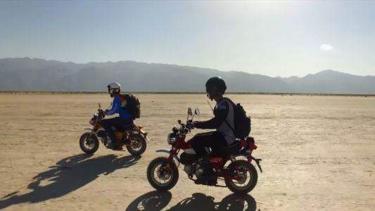 Riding 1000 Miles in Mexico on Honda Monkeys is Harder Than it Looks and it Looks Really Hard